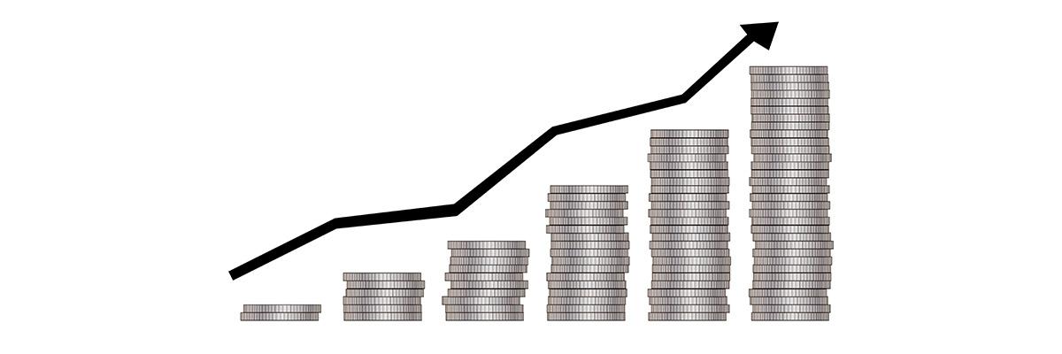 Inflation är ett bgrepp för hur vår ekonomi förändras.